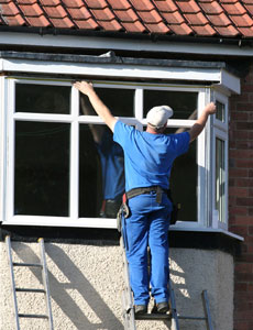 replacing an old window