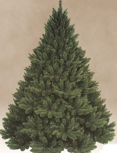 artificial christmas tree from holiday tree and trim co made in the usa - Christmas Trees Fake
