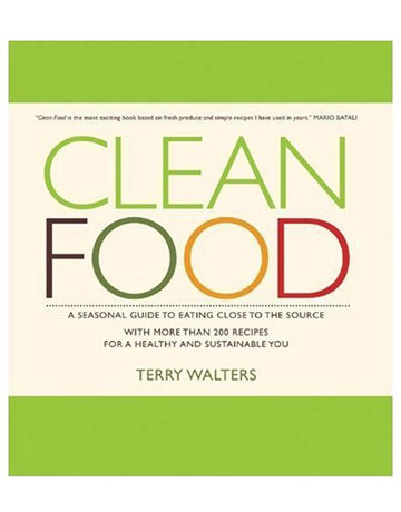 clean food cookbook