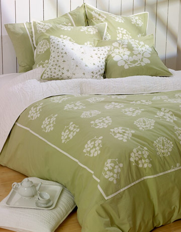 organic cotton bed sets from under the canopy