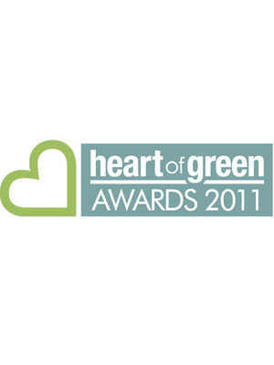Heart of Green 2011 logo