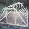 How to Make a Garden Greenhouse