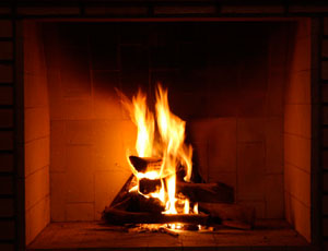 Fireplaces Ban in California Bay Area - Smog Fighters Target Air ...