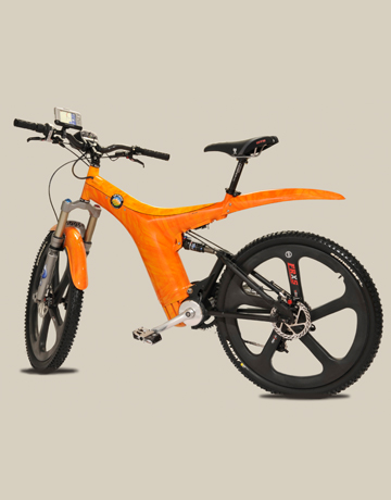 Electric bikes electric bicycles with power assist e for Mercedes benz folding bike