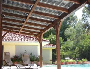 Delightful Phatport Solar Patio