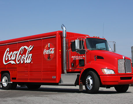 coca cola enterprises optimizes vehicle routes for Penske is the primary truck rental provider throughout the coca-cola bottler system and route trucks powered by and service by coca-cola enterprises.