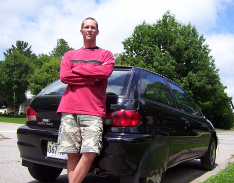 darin cosgrove and his hypermiling, ecomodding pontiac