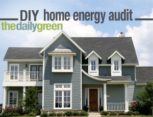 home energy audit, home energy