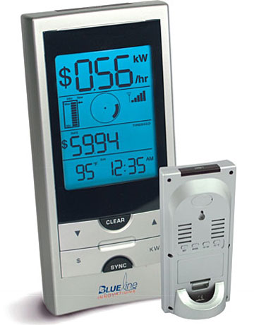 Real-Time Power Cost Monitor