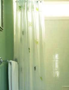 shower curtain shower environmentally friendly. Photo: Diane Diederich / Istock Shower Curtain Environmentally Friendly H
