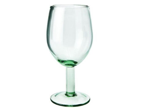 Recycled Glass Wine Glasses