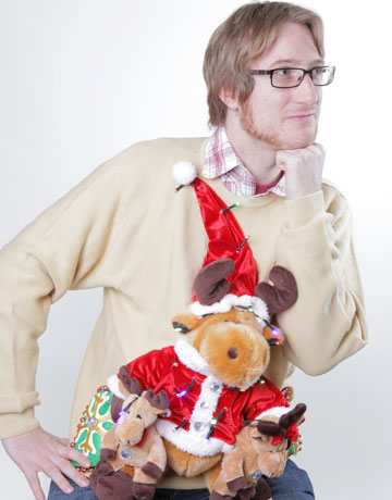 Ugly Christmas Sweaters for Men - Best Mens Ugly Christmas