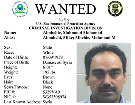EPA Most Wanted Fugitives Stories Behind the Crimes The Daily – Wanted Criminal Poster