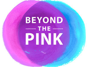 Breast Cancer Fund Beyond the Pink Campaign Logo