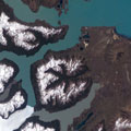 Patagonia, as Seen from Space
